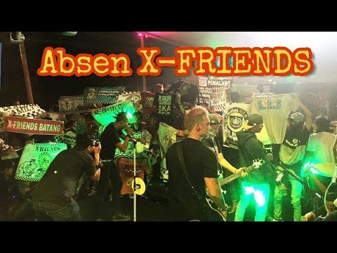 Absen X-Friends _ Anniversary Tipe-X 22th @ RollingStone Cafe