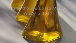 Huile d'olive Extra Vierge Alegria Récolte