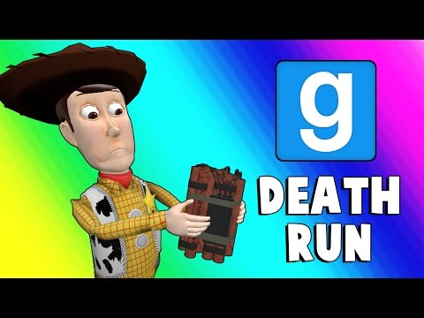 Thumbnail: Gmod Deathrun Funny Moments - Dusty Town (Garry's Mod)