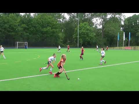 samenvatting Oranje Rood Mc1- Warande Mc1 5-0
