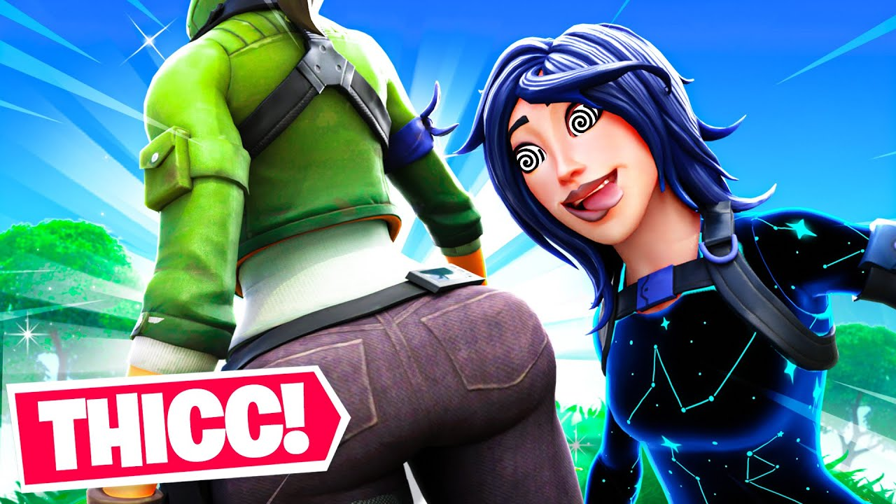 THICC MEMES ONLY!!! 🍑Fortnite Random Duos (Juicy) 💦