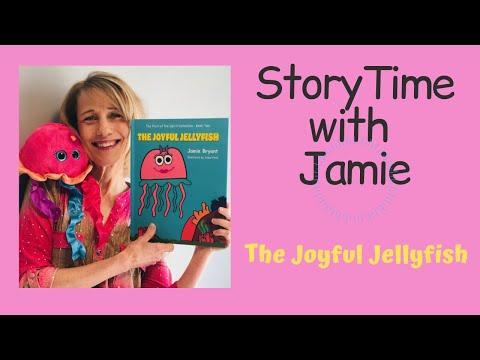 The Joyful Jellyfish - Read Aloud Book