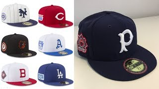 59Fifty World Series Caps - Ultimate Patch Collection WS 2.0