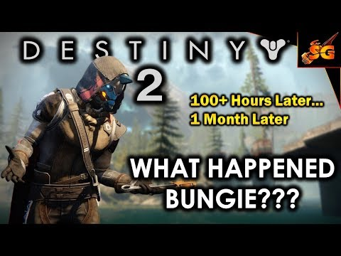 WHAT HAPPENED BUNGIE?? Destiny 2 ULTIMATE REVIEW (Story, Music, Visuals, Gameplay, PVE/ PVP, & Raid)