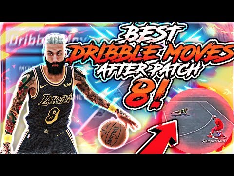 NBA 2K18 BEST DRIBBLE MOVES AFTER PATCH 8! (HOW TO CHEESE! BRAKE MORE ANKLES! ALL ARCHETYPES!)