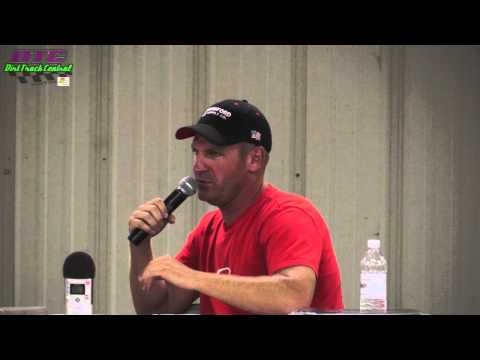 Interview with Clint Bowyer and Ken Schrader