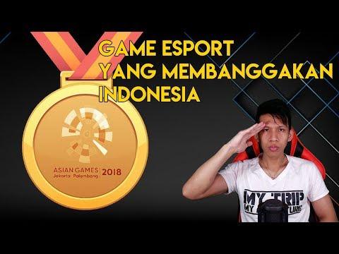 Main Game Esport Yang Membuat Indonesia Dapat Medali Emas Asian Games 2018