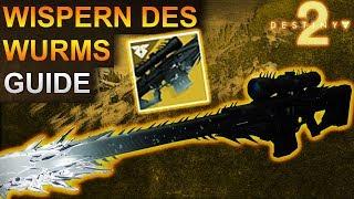Destiny 2: So bekommt man Wispern des Wurms (Deutsch/German)