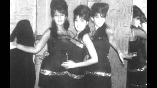 THE RONETTES (HIGH QUALITY) - MASHED POTATO TIME