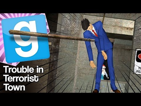 PERFECT POON SHIELD | Gmod TTT