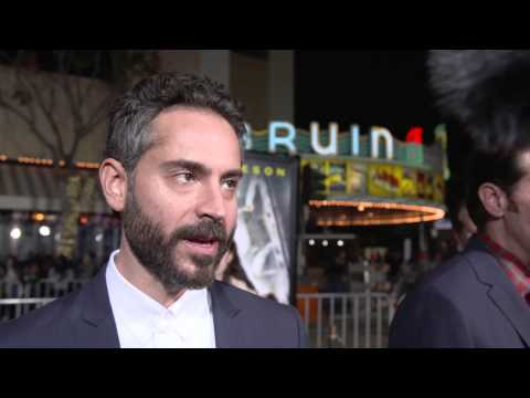 NonStop: Omar Metwally Movie Premiere