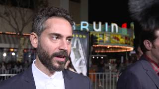 Non-Stop: Omar Metwally Movie Premiere Interview