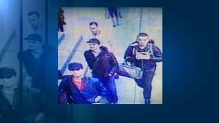 В Турции обнародованы фото и видео стамбульских террористов(В Турции обнародованы фотографии террористов, которые вечером во вторник проникли в стамбульский аэропорт..., 2016-06-30T21:11:51.000Z)
