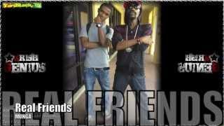 Munga - Real Friends [Sun Hot Riddim] July 2012