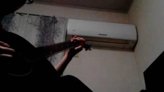 河村隆一さんの『GRASS』のイントロをギターでやってみました。詳しくは...