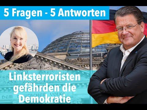 Linksterrorismus: Gefahr für die Demokratie (5 Fragen - 5 Antworten)
