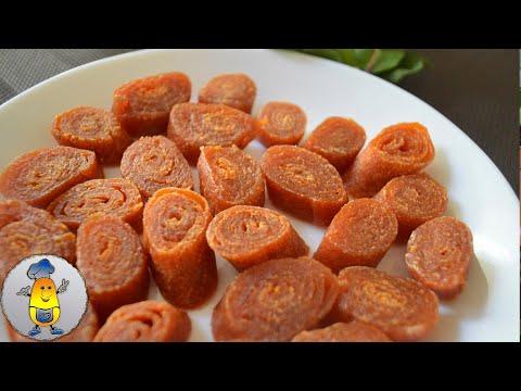 Пастила из абрикосов или домашний мармелад: как готовить и хранить правильно