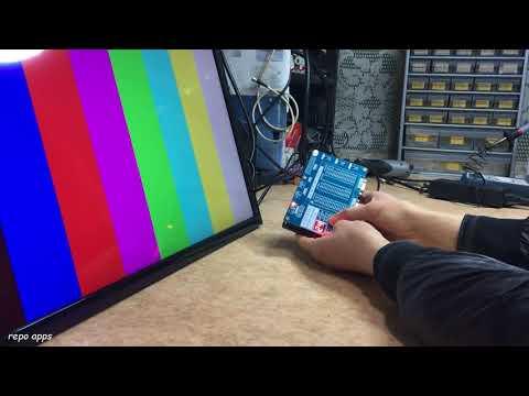 LCD/LED Panel Testing Tool Tkdmr