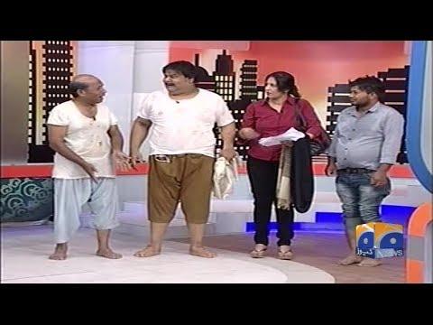 Khabarnaak - 31 August 2017 - Geo News