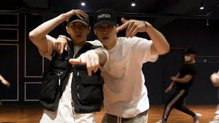 JAY B - B.T.W (Feat. Jay Park) (Prod. Cha Cha Malone) (Dance Practice Video)