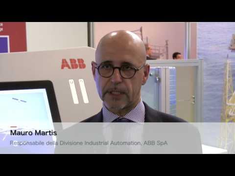 Intervista a Mauro Martis di ABB a OMC 2017, Ravenna 29-31 Marzo