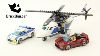 LEGO CITY 60138 High-speed Chase Speed Build for Collecrors - Collection Police (49/74)