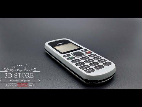 Cách kiểm tra Nokia 1280 chính hãng | Congngheso1.com