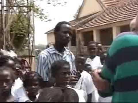 A minha primeira viagem à Guiné-Bissau -1998 (2) - Bafatá, Xitole, Cambêsse e Sincha Madiu