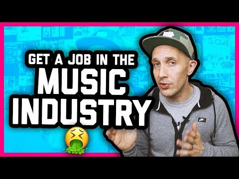 HOW TO GET A JOB IN THE MUSIC INDUSTRY - Viewer comments 06 Mp3