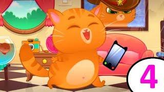 Котик БУБУ №4 😍 Мультик для детей. Бубу танцует.