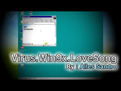 Virus.Win9x.LoveSong [LoveSong Windows Virus]