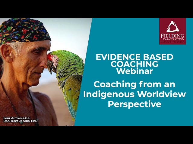 Coaching from an Indigenous Worldview Perspective