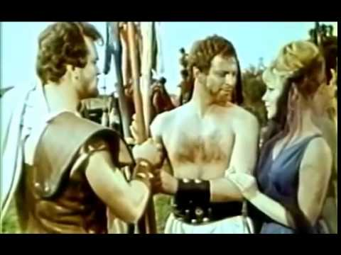Fury of Achilles 1962 Gordon Mitchell, Jacques Bergerac, Cristina Gaioni   Sword and Sandal