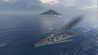 world of warships fr v25