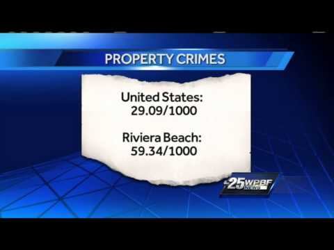 Riviera Beach named most dangerous city in Florida