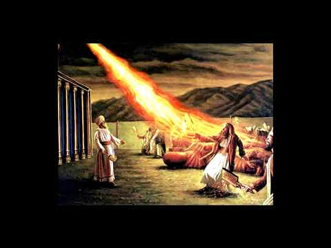 Let the Fire Fall !! Insights into Solomon's Prayer