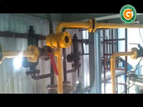 10 TPD Cotton Oil Refinery Plant in West Africa