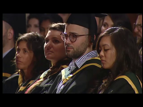 University of Nicosia Medical School Graduation Ceremony 2017