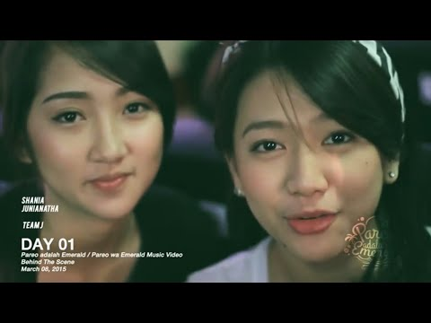 jkt48 [BTS] pareo wa emerald