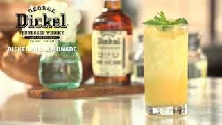 How To Make A  Whisky & Lemonade With George Dickel For A Backyard Bbq