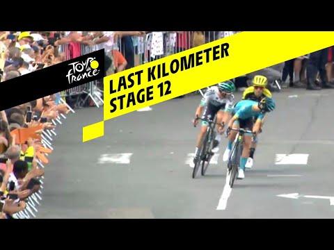 Last kilometer - Stage 12 - Tour de France 2019