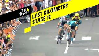Tour de France 2019: bekijk de laatste kilometer van etappe 12