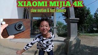 Test action camp//MURAH meriah xiaomi mijia 4K/cocok buat pemula