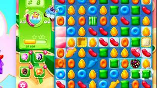 Candy Crush Jelly Saga Level 843 - NO BOOSTERS ***