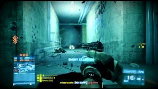 Battlefield 3 - Pistolety / PL / Polish gun review