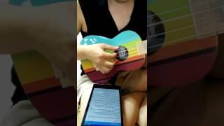Tiết học cuối cùng ukulele
