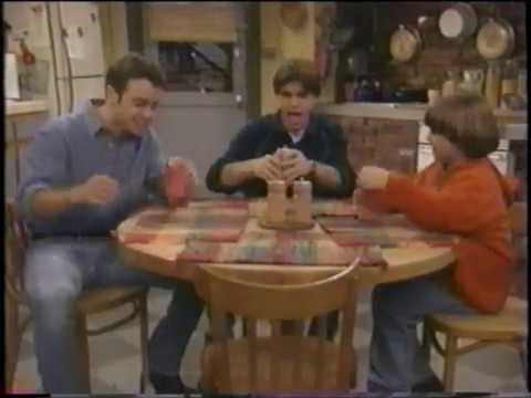 Brotherly Love   Joey Matthew Andrew Lawrence   Disney Channel Commercial 1999