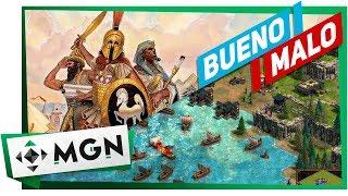 AGE OF EMPIRES: DEFINITIVE EDITION: LO BUENO Y LO MALO (Análisis y reseña) | MGN