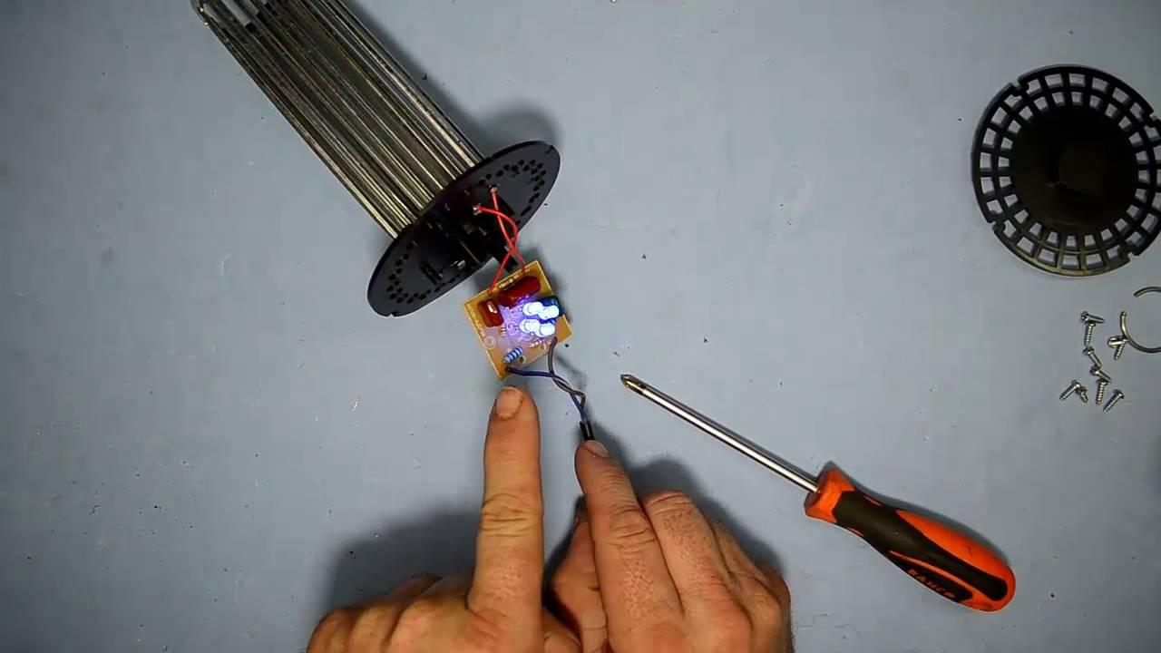 Lampara anti mosquitos mata todo tipo de insectos voladores youtube - Lamparas anti insectos ...