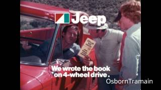 1979 AMC Jeep J10 Pickup Truck Commercial vs. Chevy, Ford & Dodge